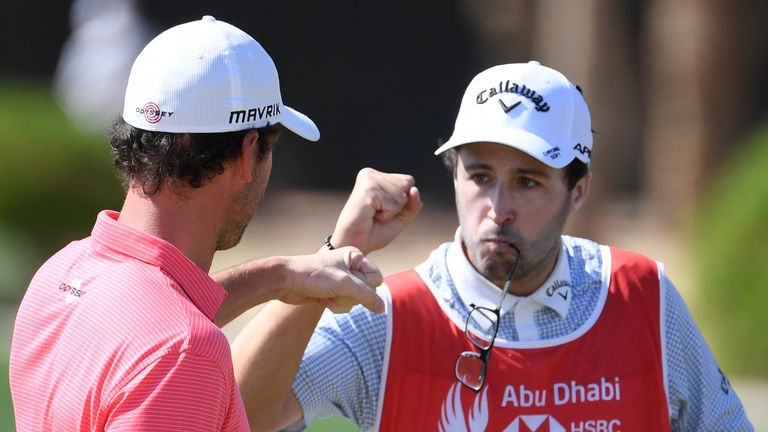 Paratore lost in a play-off at the Mauritius Open last month