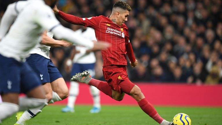 Roberto Firmino: Liverpool need to maintain strong champions' mentality
