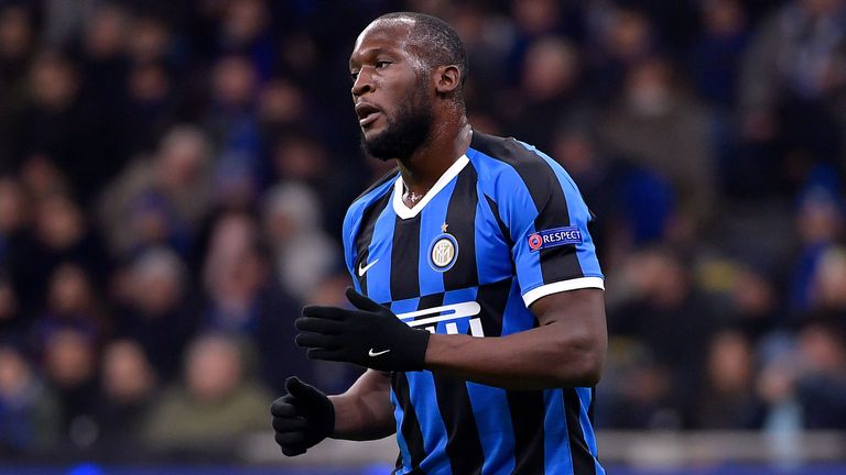 Inter striker Romelu Lukaku has apologised for his comments