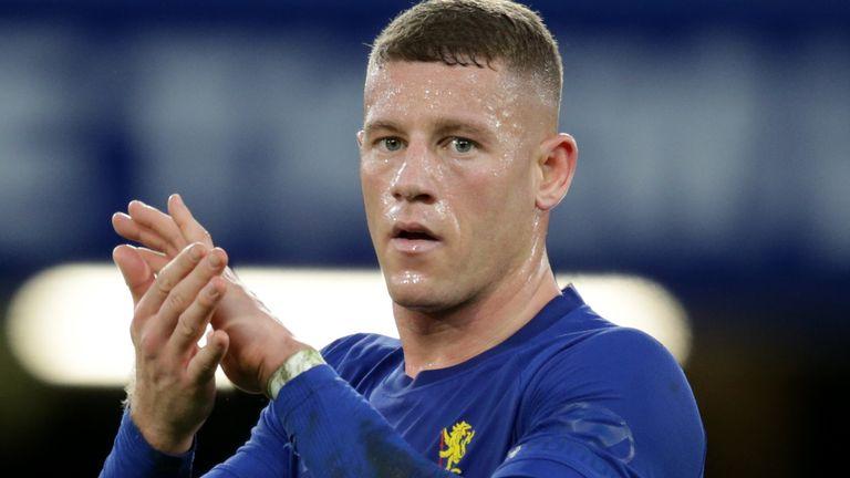 Ross Barkley scored in Sunday's 2-0 win over Nottingham Forest
