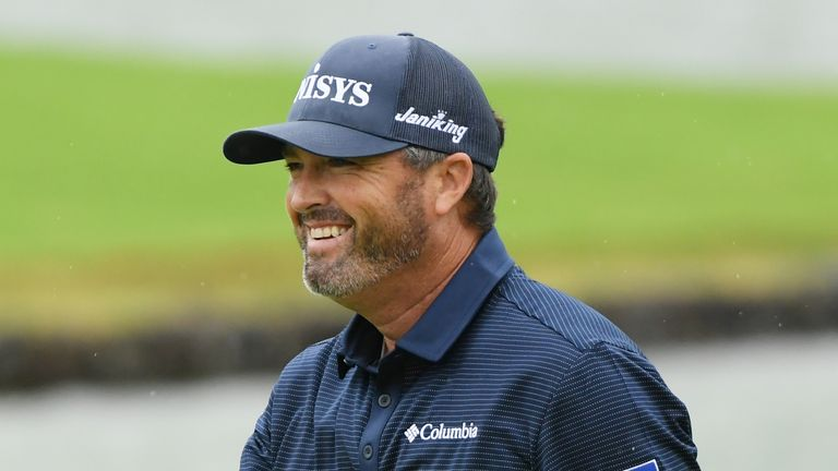 Colonial member Ryan Palmer will get the tournament under way