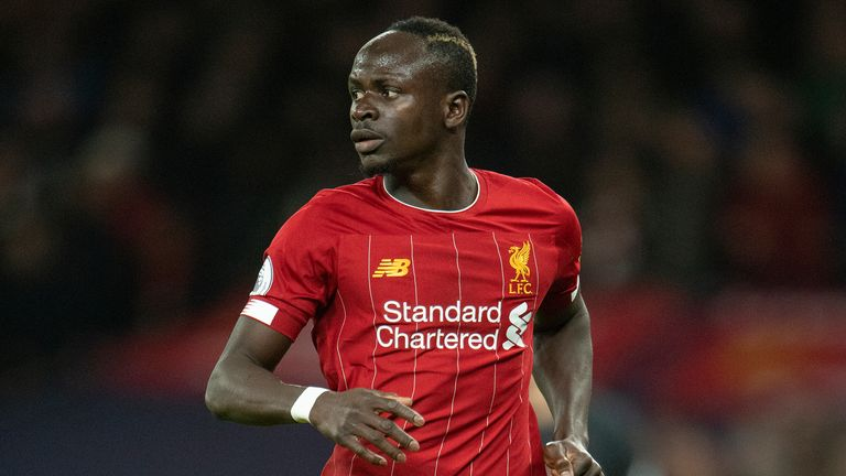 Sadio Mane had a scan on Friday after suffering a muscle injury against Wolves