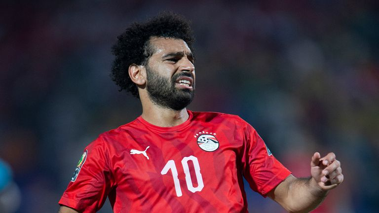 Salah is set to be named in a preliminary 50-man squad for the tournament