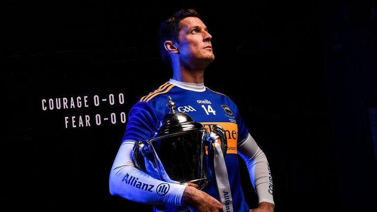 Callanan was speaking at the launch of the 2020 Allianz Hurling League