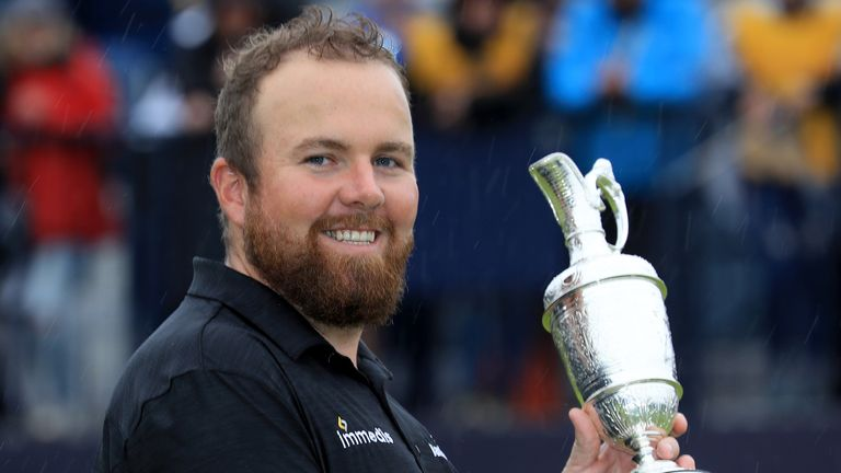 Shane Lowry gets to keep the Claret Jug for an extra year