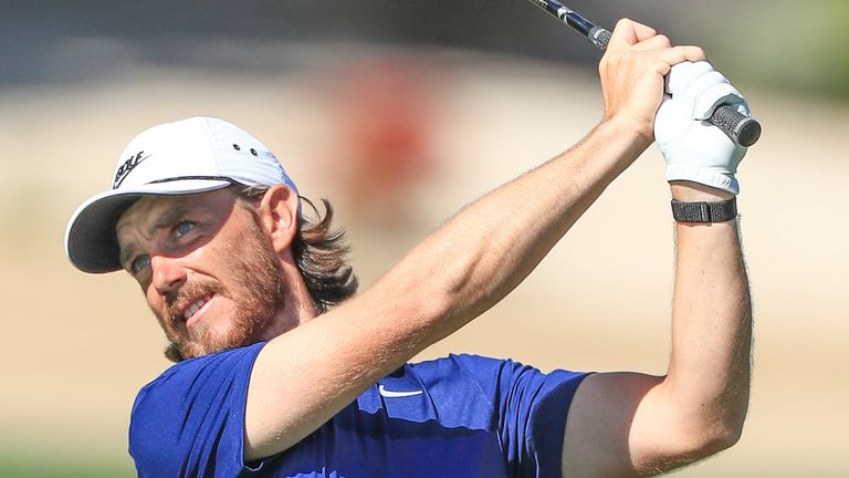 Fleetwood's final-round 63 equalled the lowest score of the week