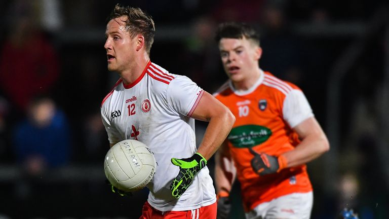 Tyrone progressed to the semi-final of Ulster's preseason competition