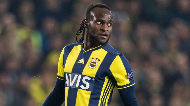 Victor Moses is expected to end his loan spell at Fenerbahce to join Inter