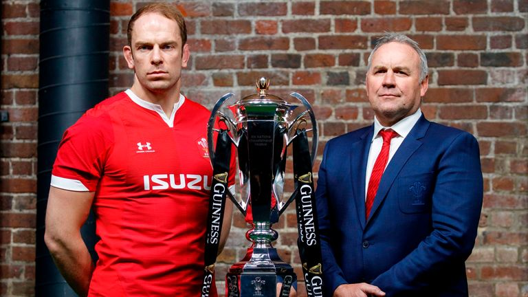 Wayne Pivac will lead Wales in the Six Nations in the first coaching change since 2008