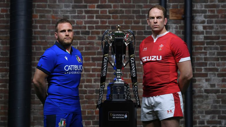 Wales host Italy in the 2020 Six Nations' opening fixture on Saturday in Cardiff (2.15pm kick off)