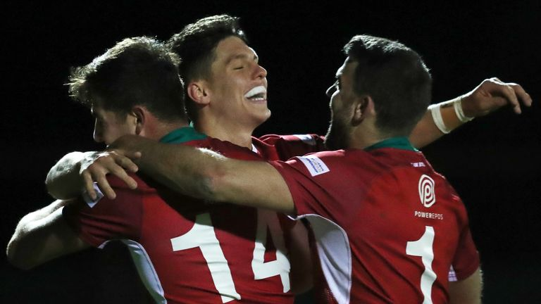 Wales face a trio of Southern Hemisphere opponents at next year's World Cup