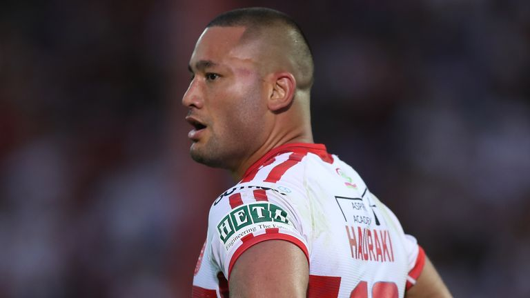 Weller Hauraki is likely to be out for up to two months due to injury
