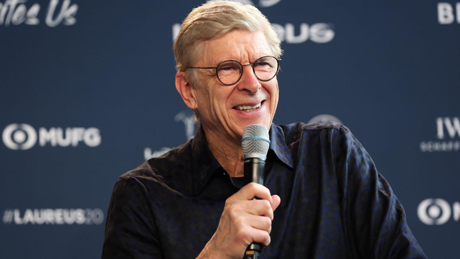 Arsene Wenger: los juegos a puerta cerrada dañarán el fútbol a largo plazo   Noticias de futbol 13