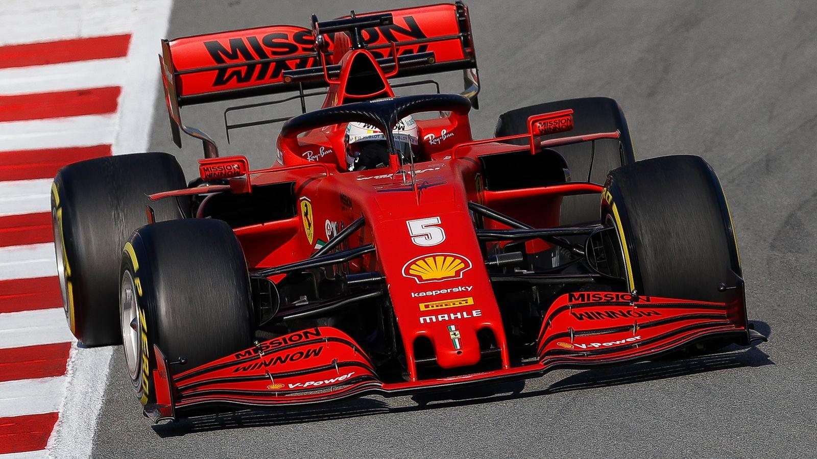 F1 Testing: Ferrari already playing catch-up ahead of crucial last week