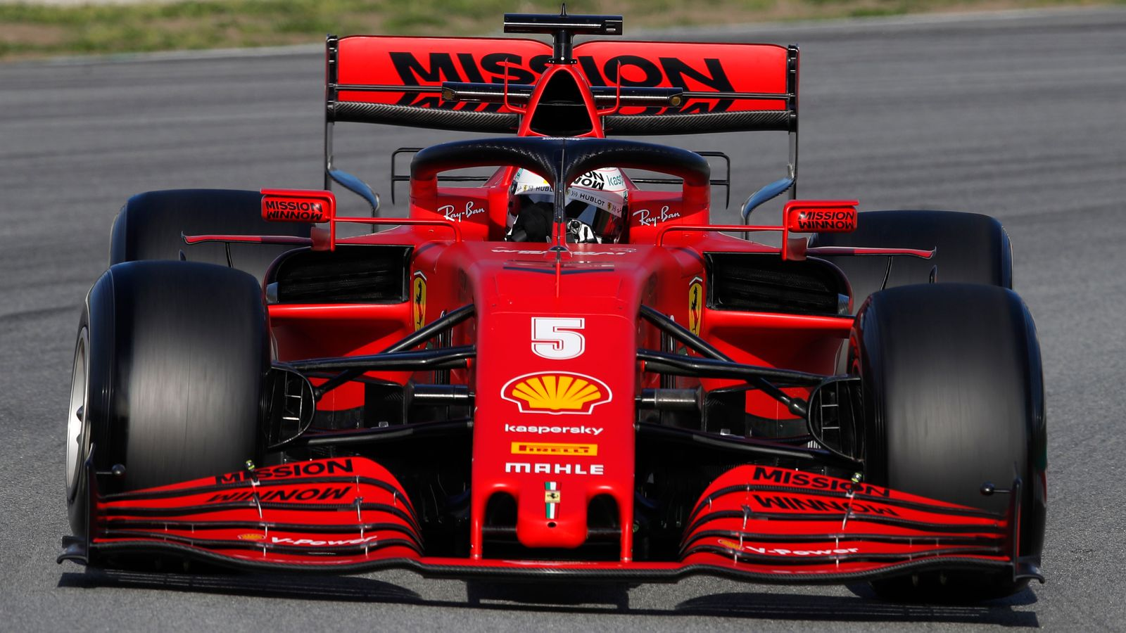 Ferrari reveal plans for 'significant' change of F1 2020 ...