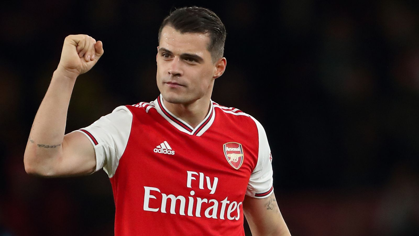 Arsenal's Grant Xhaka calls for more openness with fans