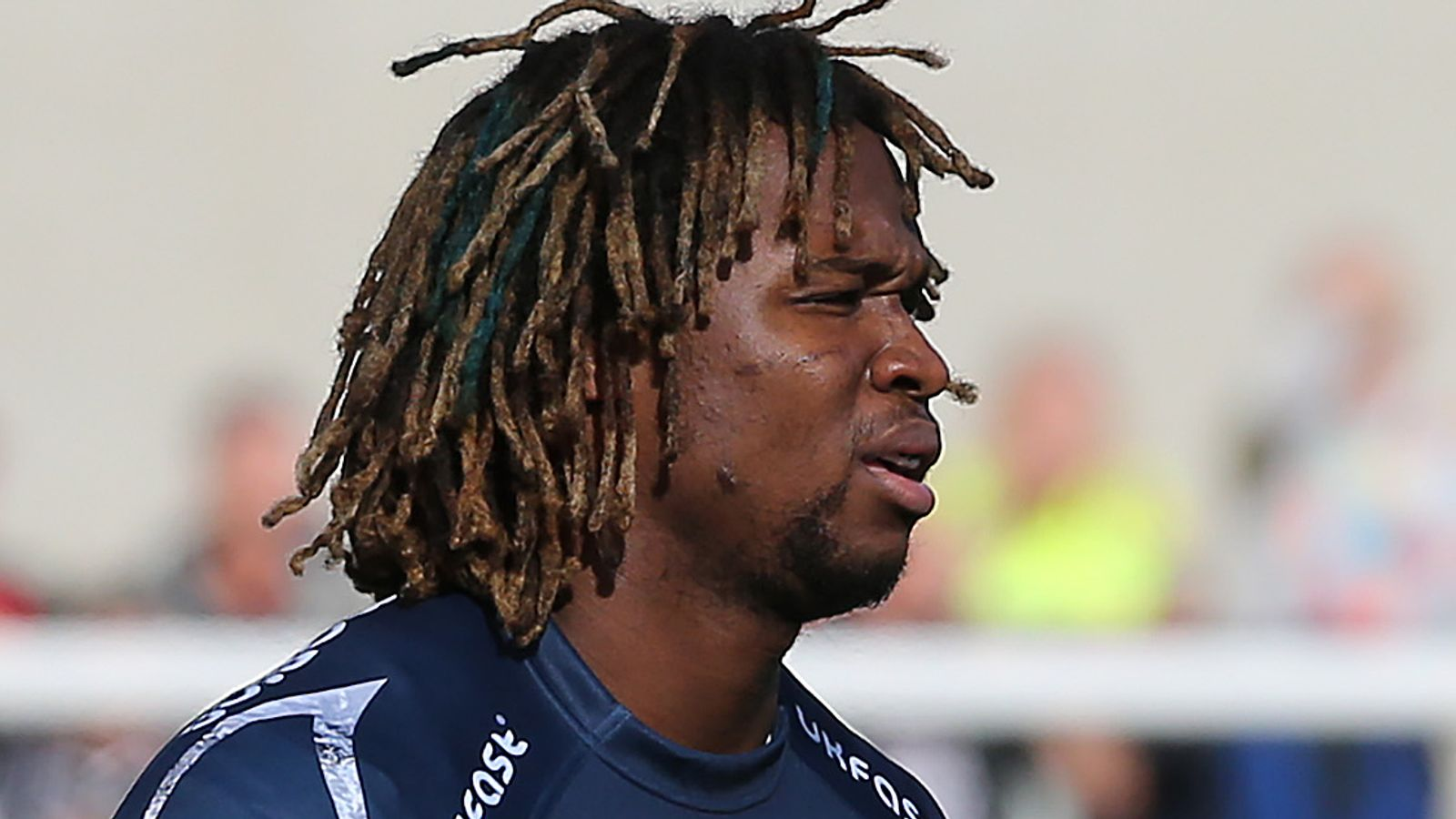 Sale 36-3 Leicester: Marland Yarde hat-trick sends Sharks second