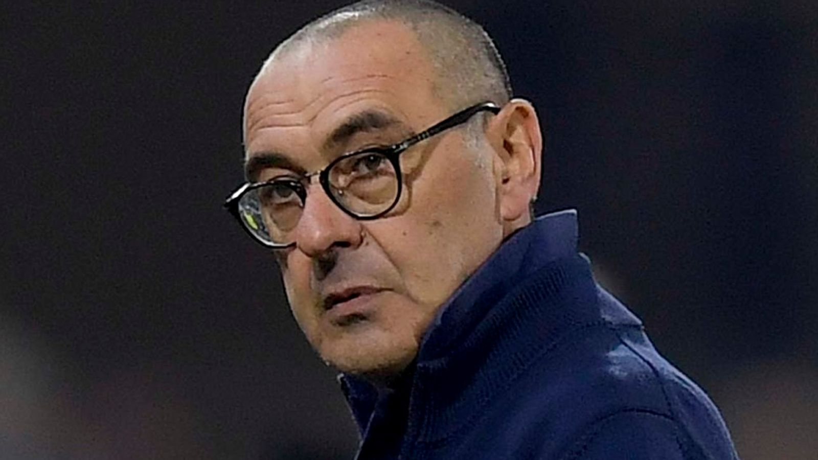 Coronavirus: Juventus coach Maurizio Sarri rejects Lyon fears over away fans