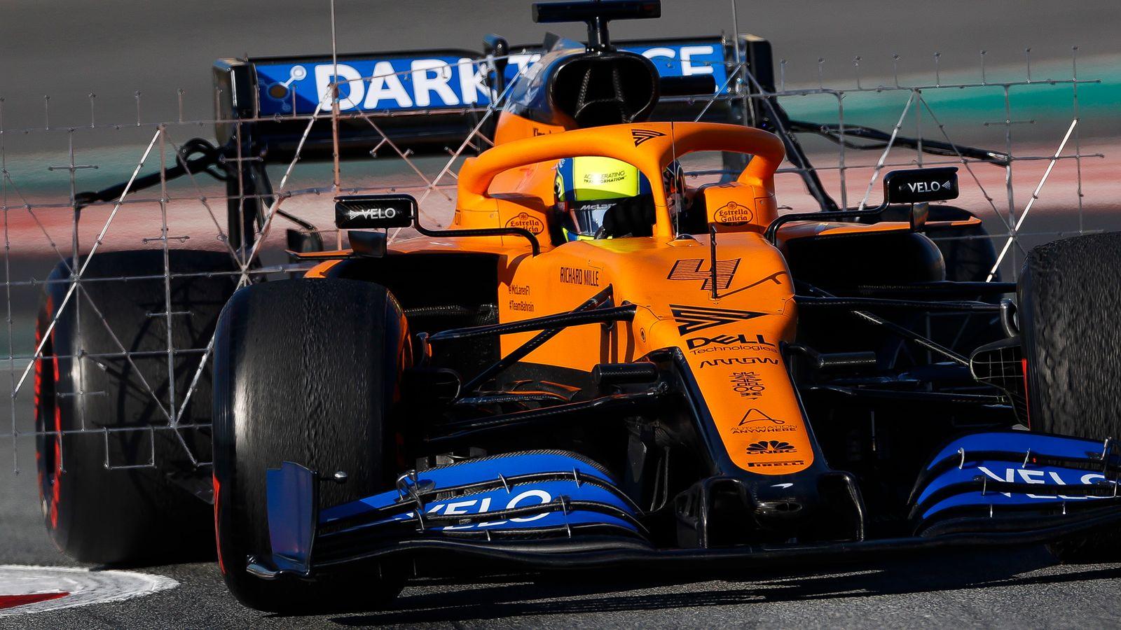 GP de Bahréin Virtual de la F1: Renault gana en medio del entretenimiento y el caos 1