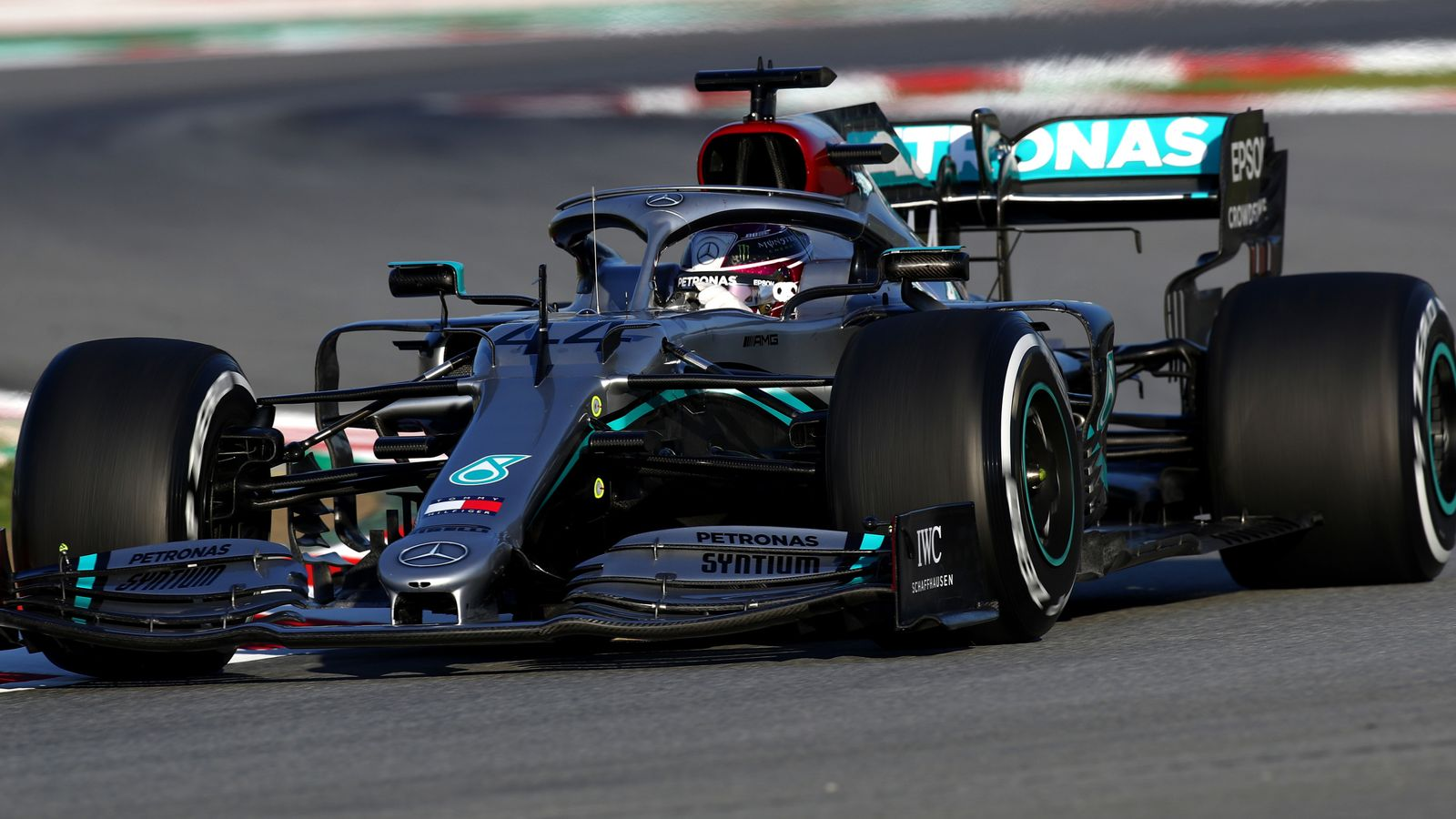 F1 Testing, Day One: Lewis Hamilton and Mercedes fastest