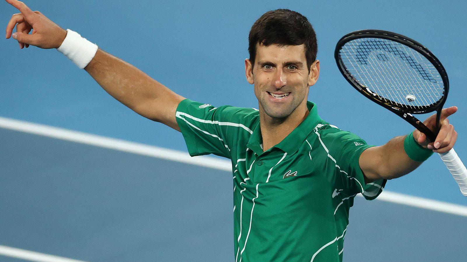 Novak Djokovic Lands Eighth Australian Open Title And 17th