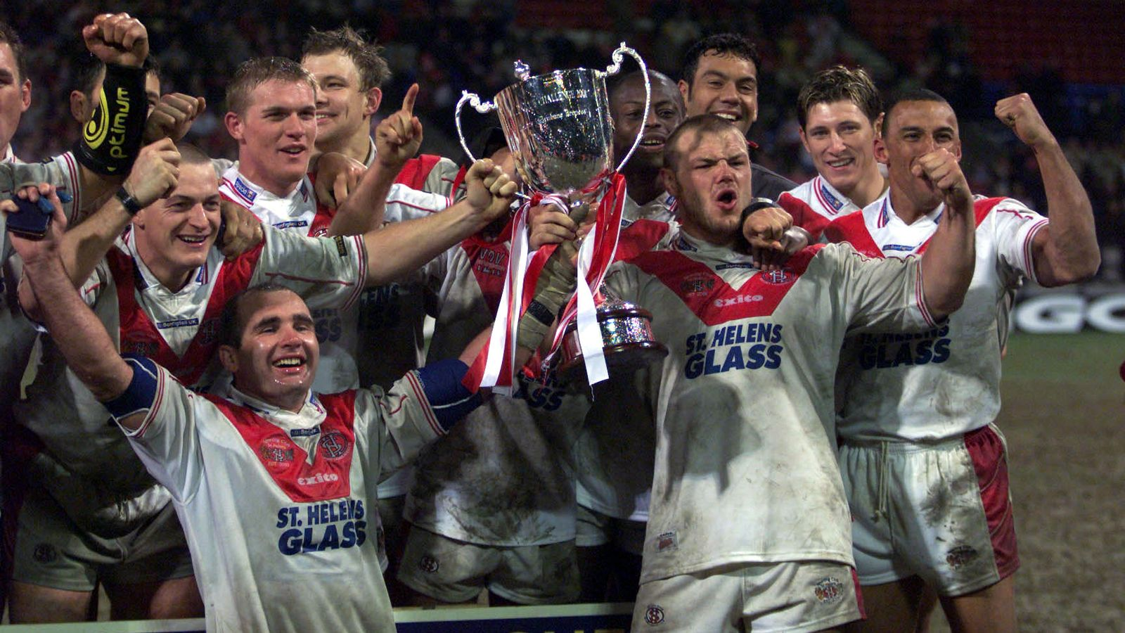 St Helens' World Club Challenge history