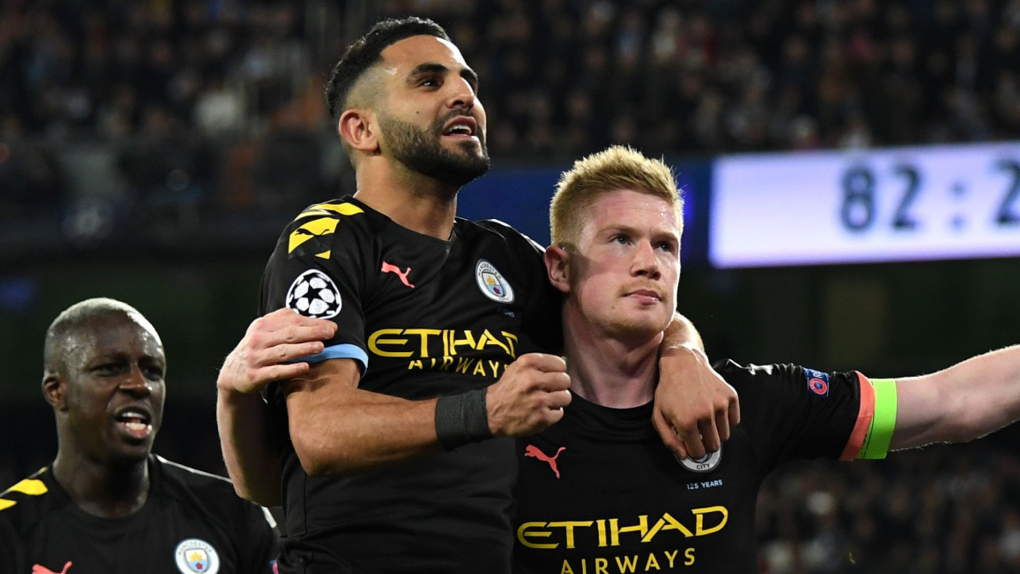 Manchester City Free To Play In UCL Next Season As CAS Overturns Its Two-year Ban From European Competition