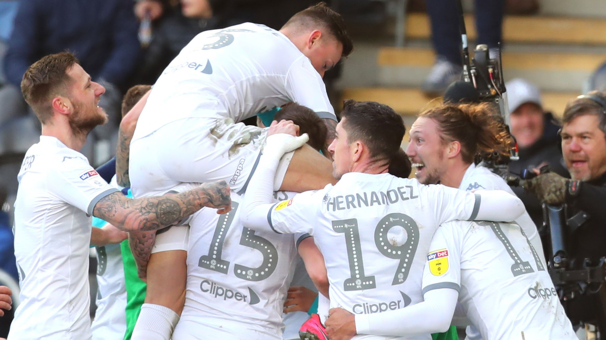 Leeds United fixtures: Premier League 2020/21 | Football News ...