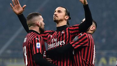 fifa live scores - Zlatan Ibrahimovic unsure over AC Milan future with contract about to expire