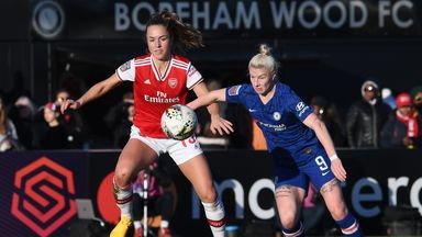Arsenal, Reading, Palace Women's Cup ties off
