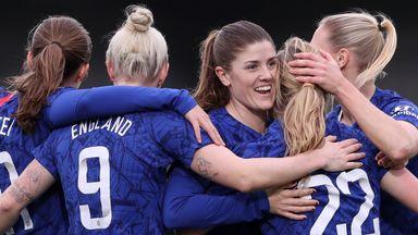 fifa live scores - Women's Super League: Chelsea thrash West Ham as Nick Cushing wins final Man City game