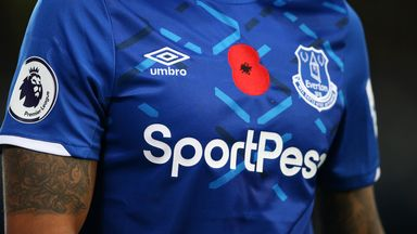 Everton end SportPesa sponsorship deal