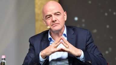 FIFA launches Infantino defence