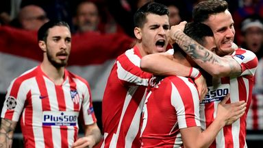 Atletico Madrid players agree to 70 per cent pay cut