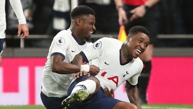 fifa live scores - Spurs vs Man City player ratings: Steven Bergwijn makes perfect start as Oleksandr Zinchenko has day to forget