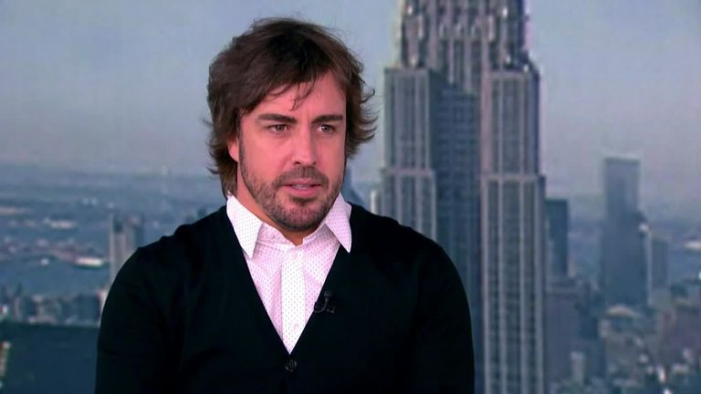 Back in February, Fernando Alonso told Sky Sports that he would make a decision about any F1 return during the summer
