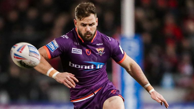 Aidan Sezer proved influential again as Huddersfield edged out Salford