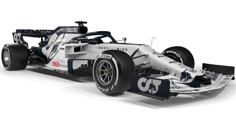 F1 fans react to new AlphaTauri livery after team reveal 2020 vehicle