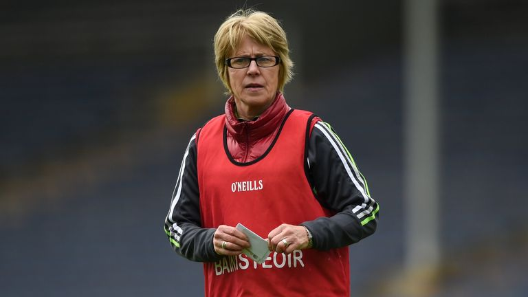 Ann Downey takes over the 2018 Leinster intermediate champions