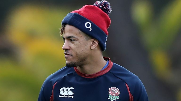 Anthony Watson has missed both England's opening Six Nations matches