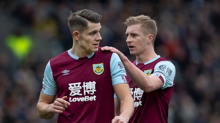 Dyche fears the days of signing the likes of James Tarkowski and Ben Mee for cheap are long gone
