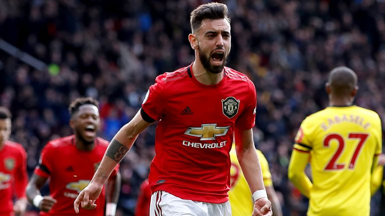 Bruno Fernandes has made an impressive start at Manchester United