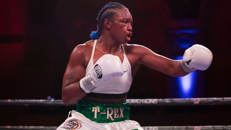 Claressa Shields is one of boxing's most dominant champions
