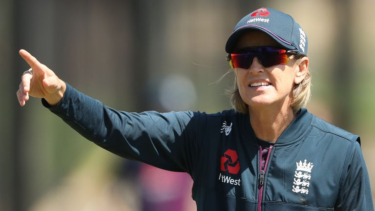 England Women's head coach Lisa Keightley was pleased with the new 'combinations' formed by her side in the absence of some key players