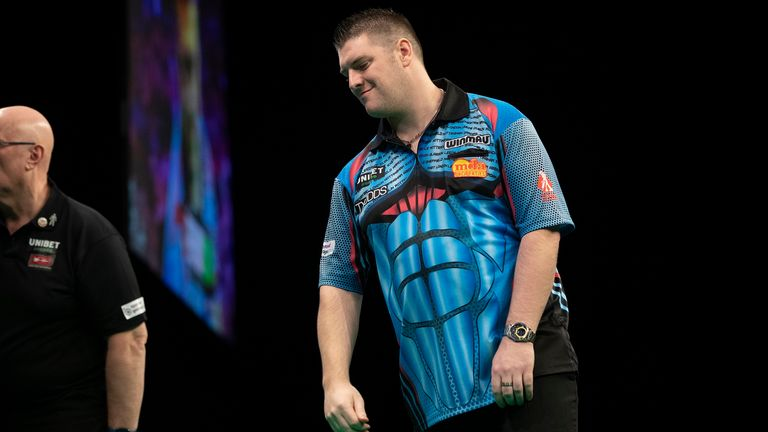 Daryl Gurney has never won a Premier League opener, in three attempts