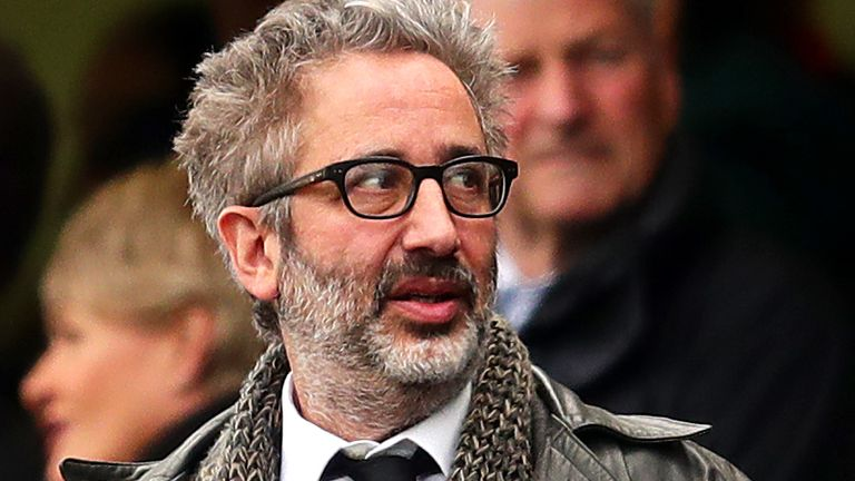 David Baddiel is critical of the decision to include the terms in the dictionary