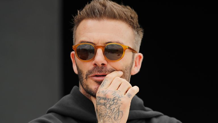 Beckham has struggled to find a permanent home for Inter Miami
