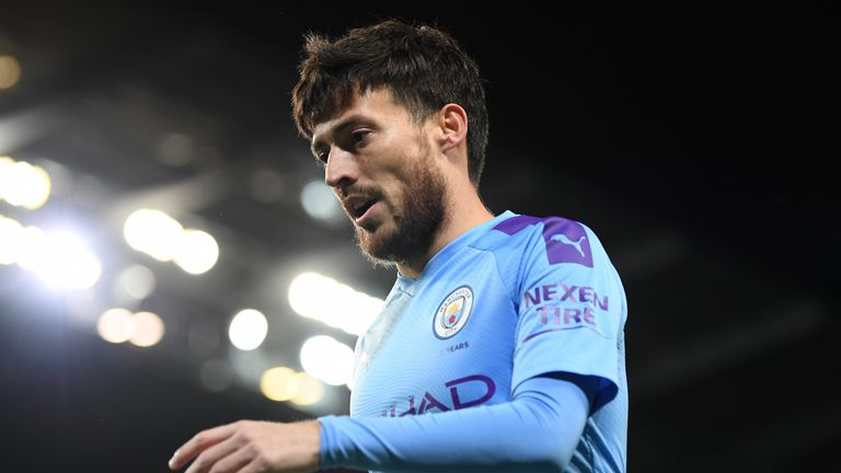 David Silva is leaving Manchester City at the end of the season