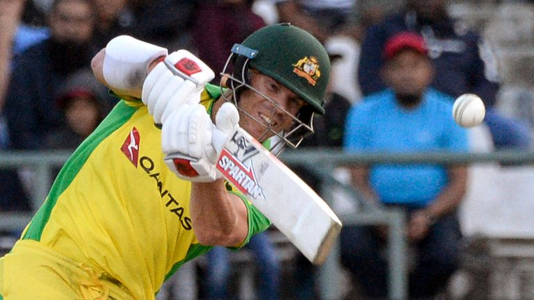 David Warner pulls out of 'Hundred' but not due to COVID-19