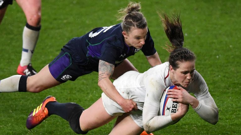 The Women's Six Nations clash between Scotland and England will now be on Monday